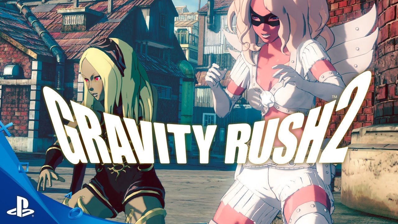 Gravity Rush 2 - Tráiler NEW HEIGHTS