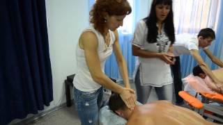 Обучение китайскому массажу в школе массажа Валерия Красавина