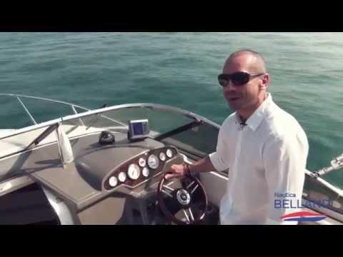 Prova In Acqua Regal 2565 Express Cruiser