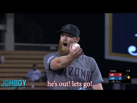 The Diamondbacks and Dodgers yell at eachother, a breakdown