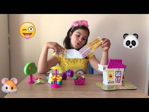 Playing With Pinypon and Shopkins Seanson 2