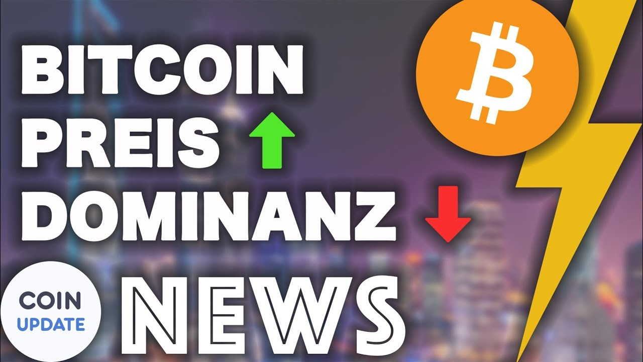 Bitcoin durchbricht $9.000 | TRON Airdrop, Verge, Julian Hosp - Krypto News 24.04.2018