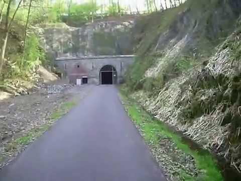 W - Nordbahntrasse am 01.05.2015 ab Schee Richtung Oberbarmen
