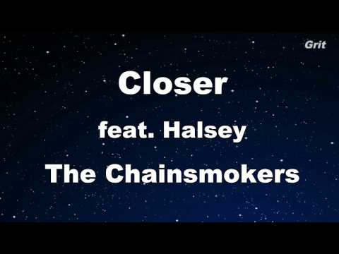 Closer ft. Halsey - The Chainsmokers ...
