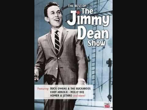 Jimmy Dean - Little Black Book (1962)