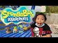 """Buka Mainan Chaki Kids Meal KFC """"Spongebob Squarepants"""" - Agustus 2020"""
