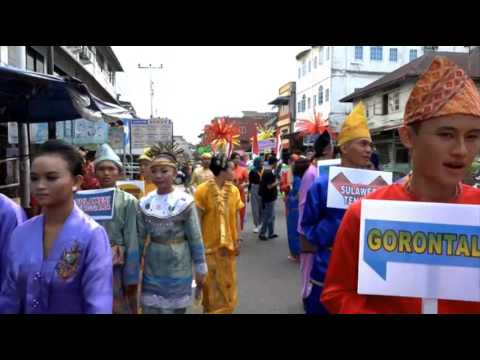 Pawai adat 27 Okt 2016 SMKN 1 Tanjungpinang