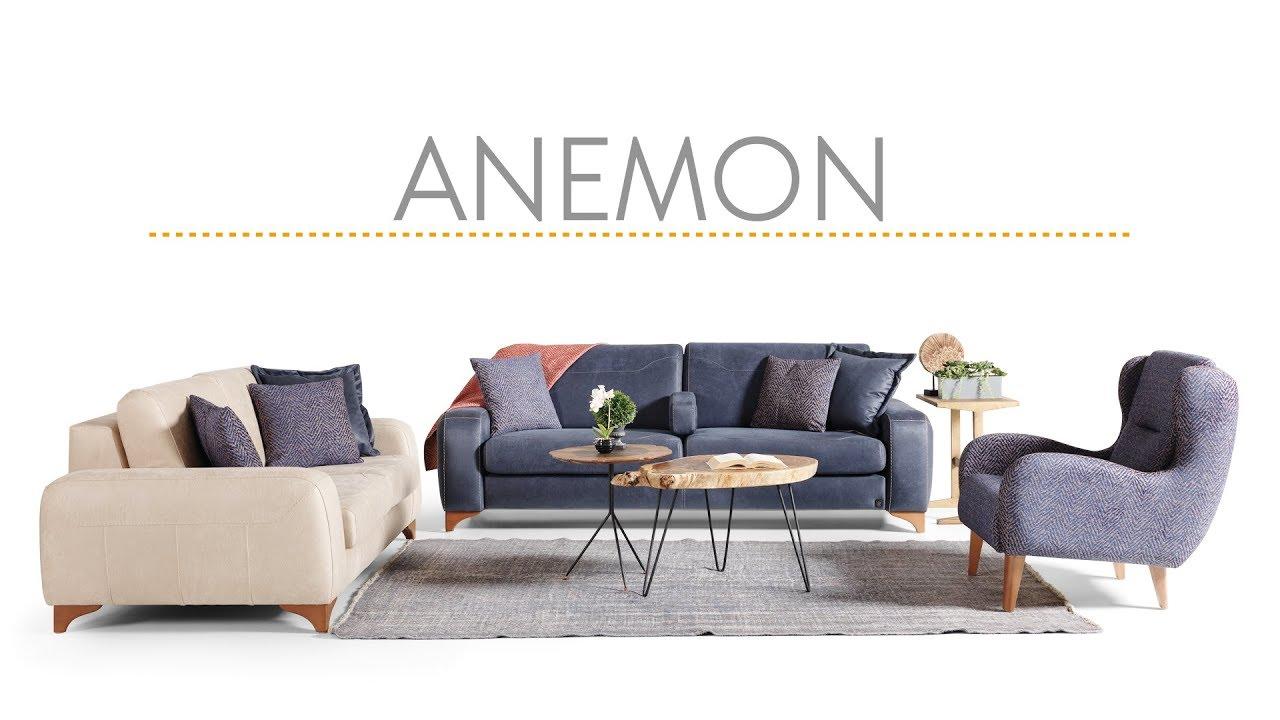Anemon Sofa Sets Luxelife