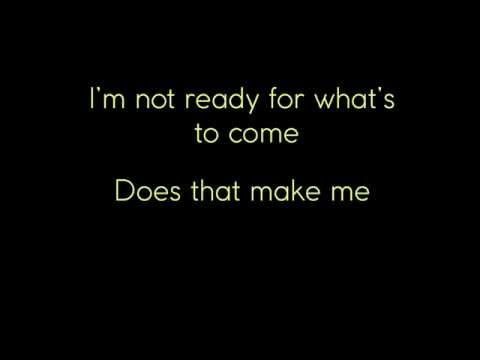 Marianas Trench - Forget Me Not (Lyrics)