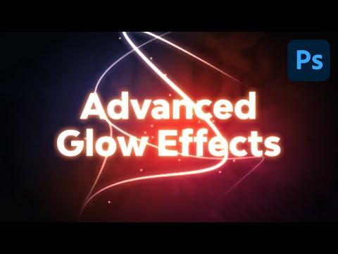 Learn Advanced Glow Effects In Photoshop