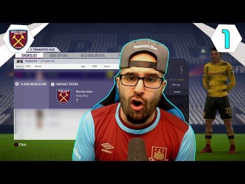 2 EPIC STARS SIGN!! NEW CAREER MODE FIFA 18