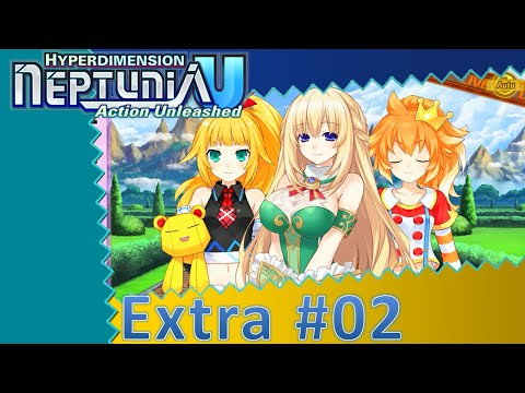 Hyperdimension Neptunia U: Action Unleashed - Extra: All Post-Game City Watch Events |