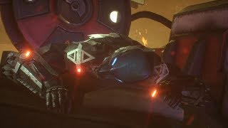 Batman: Arkham Knight- The Cloudburst Tank Boss Fight