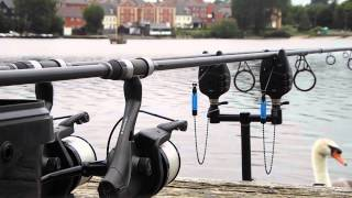 Drayton Reservoir Carp Fishing Run , FOX NXR Alarm