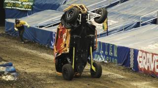 Monster Jam Pittsburgh Highlights   Triple Threat Series Central presented by AMSOIL   Feb 10 12
