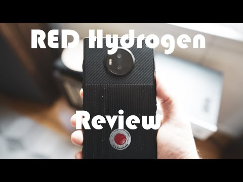 RED Hydrogen, am I switching... Review after a month and camera comparison against Samsung