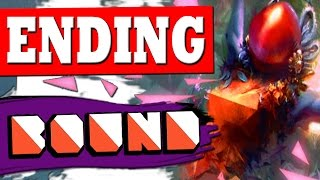 Bound PS4 ENDING Gameplay Walkthrough FINAL PAGE 6 / Bound PS4 All Endings
