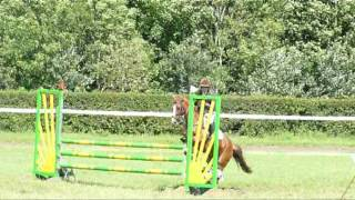 Barbury Showjumping