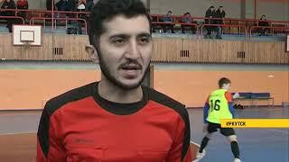 Первенство Иркутской области по мини футболу