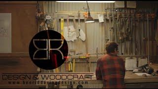Ben Riddering Design & Woodcraft