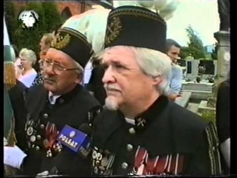 EDWARD GIEREK - pogrzeb Sosnowiec 2001