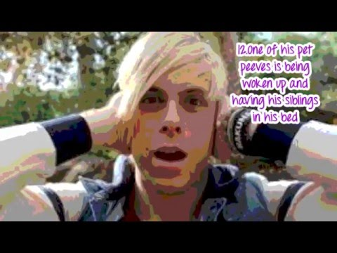 38 Facts about  RIKER LYNCH!