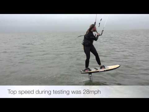 2018 Slingshot Hover Glide Complete Hydrofoil