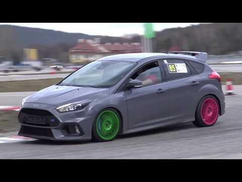 Cygan Marcin - Ford Focus RS - SuperOES  Runda  Tor Kielce --