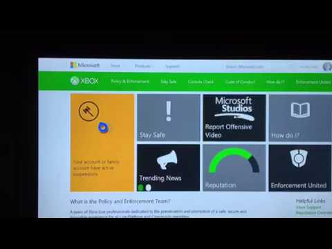 how to get unbanned from xbox live