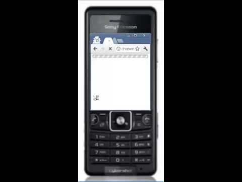 Free Live Chat & Call On Sony Ericsson C510