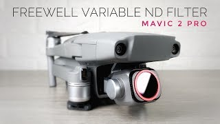 Freewell Variable ND Filters for Mavic 2 Pro