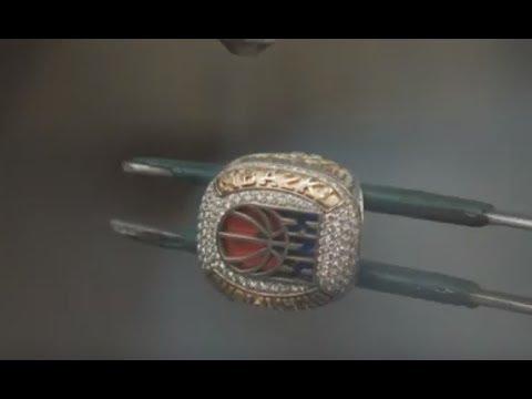 Making the 2018 NBA2K League Championship Rings - Knicks Gaming