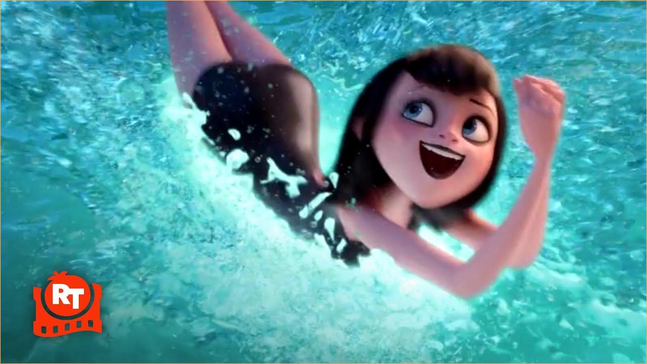 Hotel Transylvania 3 2018 Everybody In The Pool Scene 4 10 Movieclips Youtube