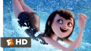 Hotel Transylvania 3 (2018) - Everybody in the Pool Scene (4/10) | Movieclips