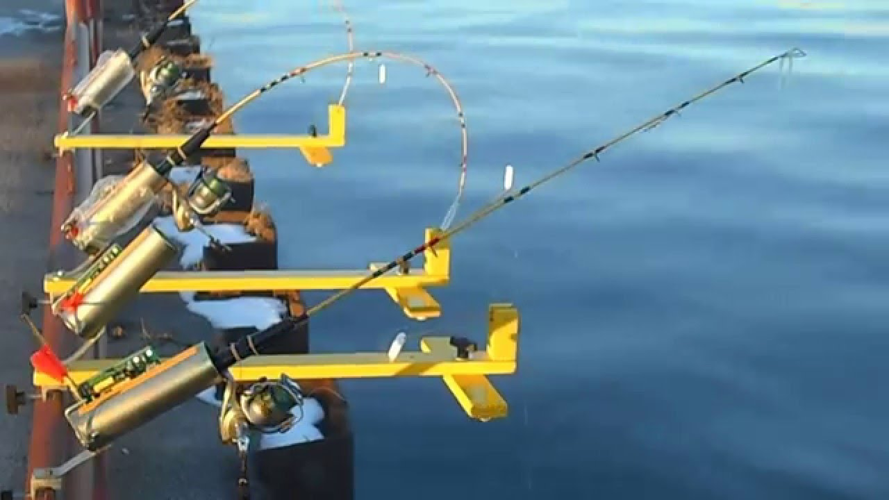 Sold on amazon the rodtipup all year fishing rod holder for Amazon fishing rod holders