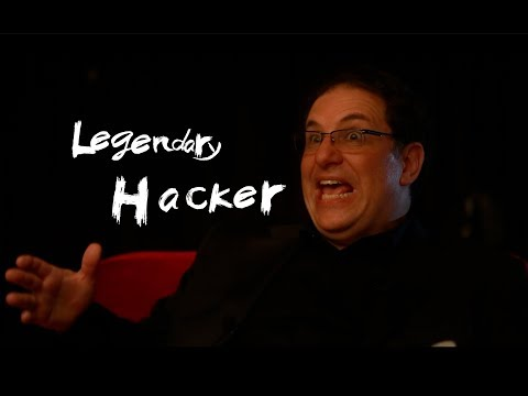 Legendary hacker Kevin Mitnick shows off in China