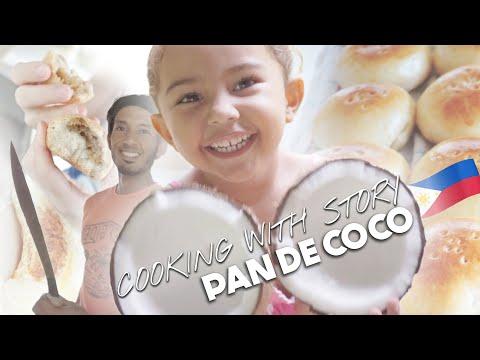 Finally COOKING PAN DE COCO Our Favourite FILIPINO Food FAIL