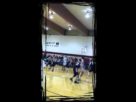 Cascade Christian Academy basketball ownage
