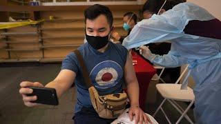 Vereinigte Staaten: Jeder zweite Erwachsene hat erste Corona-Impfung