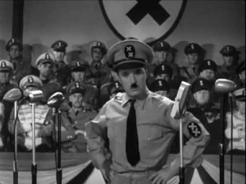 The Great Dictator Speech- Charlie Chaplin