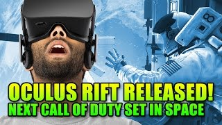 This Week in Gaming - Oculus Rift Released & Call of Duty in Space | FPS News