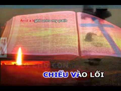 Thy Word Loi Ngai Karaoke   YouTube