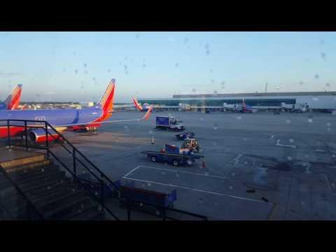 Trip Report: Southwest Airlines Flight #256 Houston, TX-El Paso, TX-Phoenix, AZ