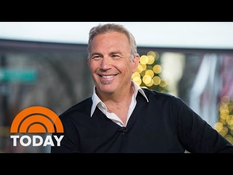 Kevin Costner: Taraji P. Henson Has A Role Of A Lifetime In 'Hidden Figures'   TODAY
