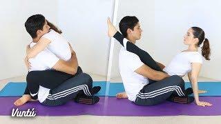 4 posiciones de Yoga que te ayudarán a sentir más placer