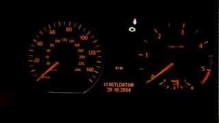Hidden Menus: BMW 118 ( E 87) Engine Temperature and more