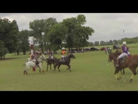 Polo de mujeres Circuito Femenino 2013 El Paso Polo Ranch vs San Jorge