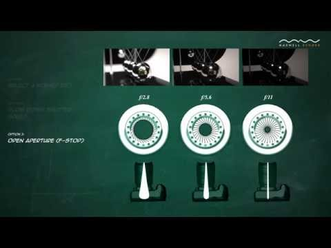 Maxwell Render's Approach To Cameras