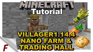 Farmer Villager Trades - Biosciencenutra
