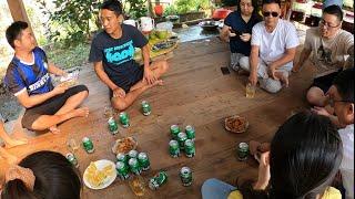 Cùng gia đình anh Thái về thăm Anh Em Miền Tây Bến Tre Phần cuối